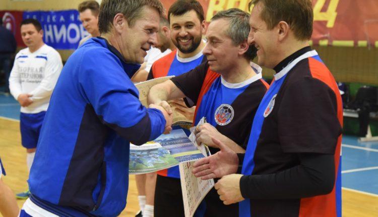 Международный турнир по мини-футболу