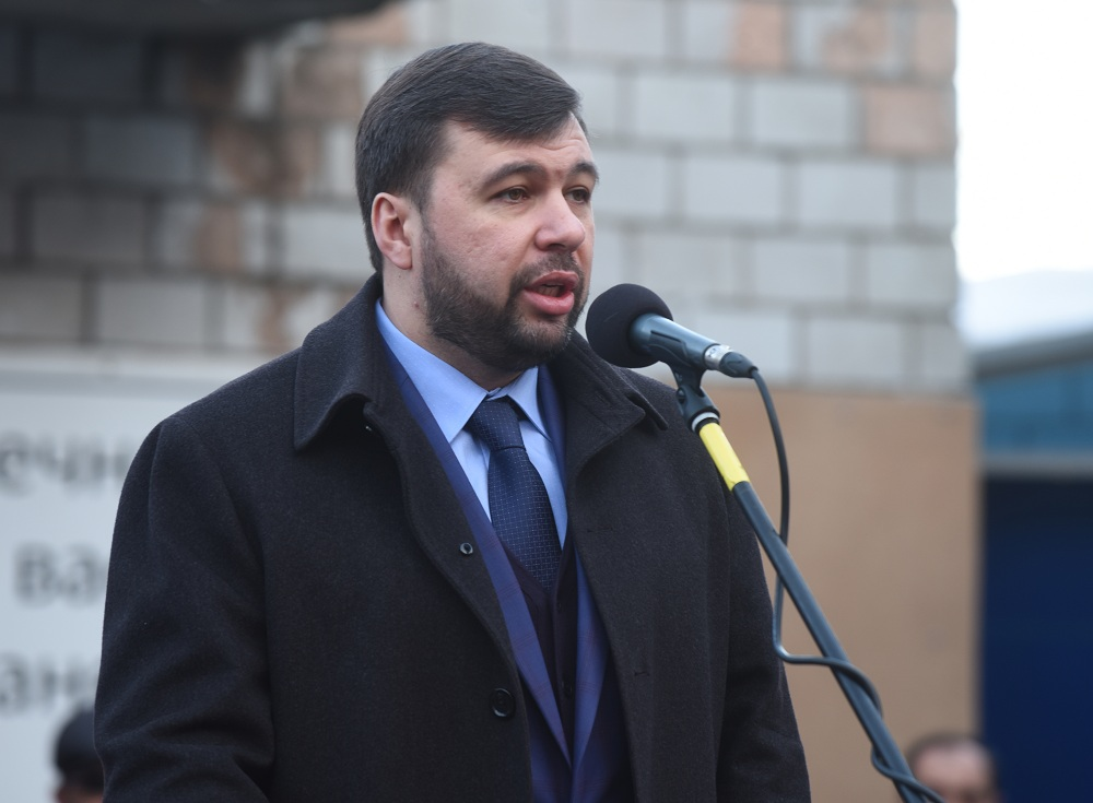 Денис Пушилин принял участие в митинге-реквиеме, посвященном второй годовщине трагедии на Боссе