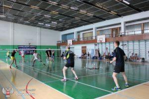 Донецкие спортсмены принимают участие в Открытом чемпионате Республики Крым по бадминтону