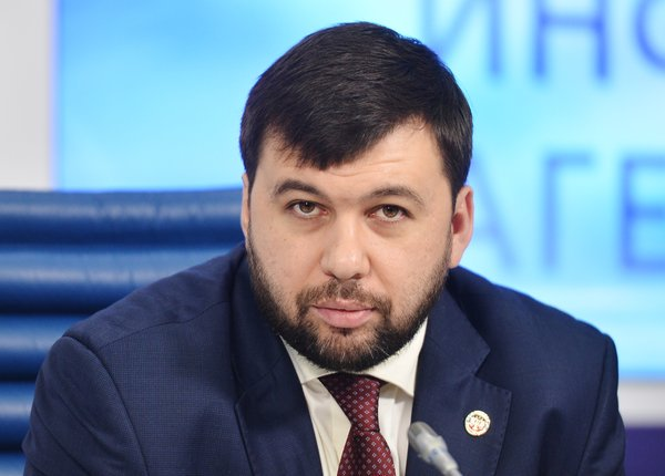 #Комментарий Дениса Пушилина об одобрении сенатом США военной помощи Украине
