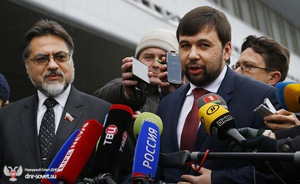 Представители ДНР в Контактной группе продолжают настаивать на обмене пленными по формуле «всех на всех»