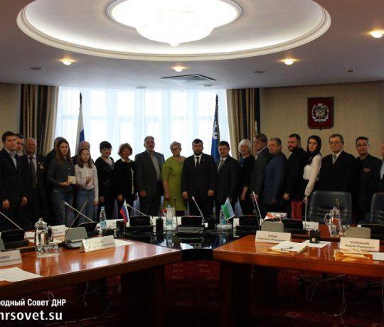 Русский центр и Общественная палата ХМАО подписали соглашение о социально-культурном сотрудничестве
