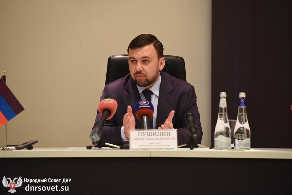 Денис Пушилин: Частные рынки будут возвращены хозяевам