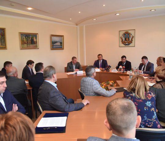 Денис Пушилин: Международный расчетный банк займется кредитованием госсектора и частных предпринимателей