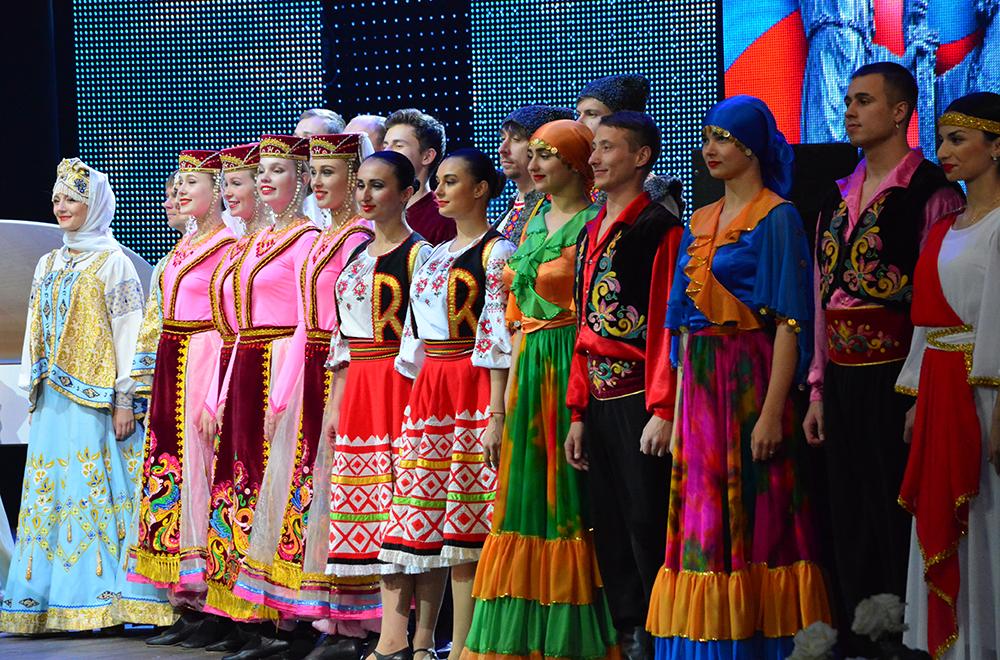 Денис Пушилин: «Наш путь – вместе с народом России идти вперед»