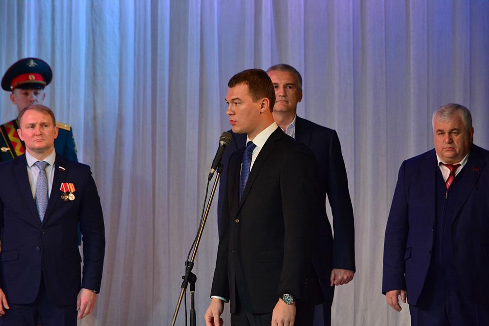 Денис Пушилин вступил в должность Главы Донецкой Народной Республики