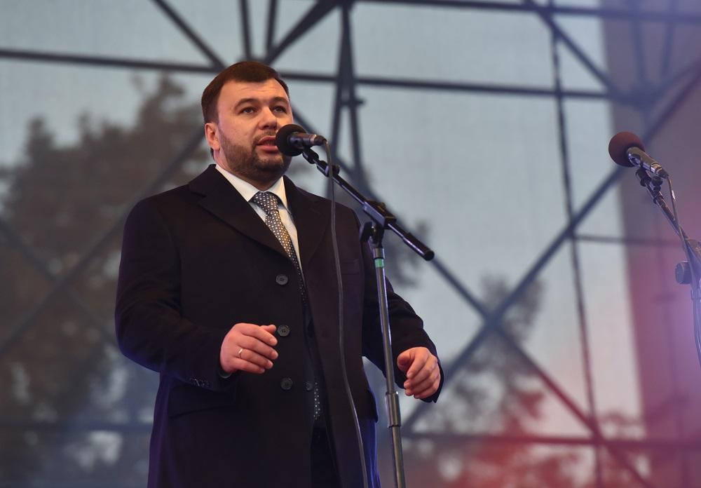 «Только вместе и только вперед!»: акция единства «Выбор Донбасса» объединила более десяти тысяч жителей Республики