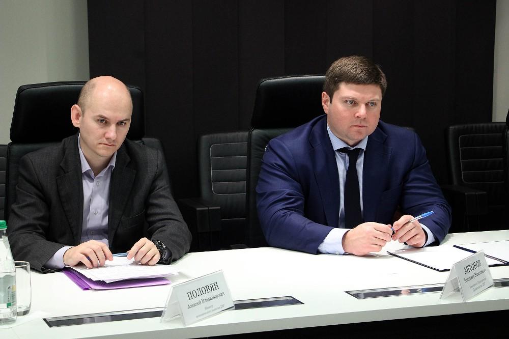 Денис Пушилин: Государство и бизнес должны быть партнерами