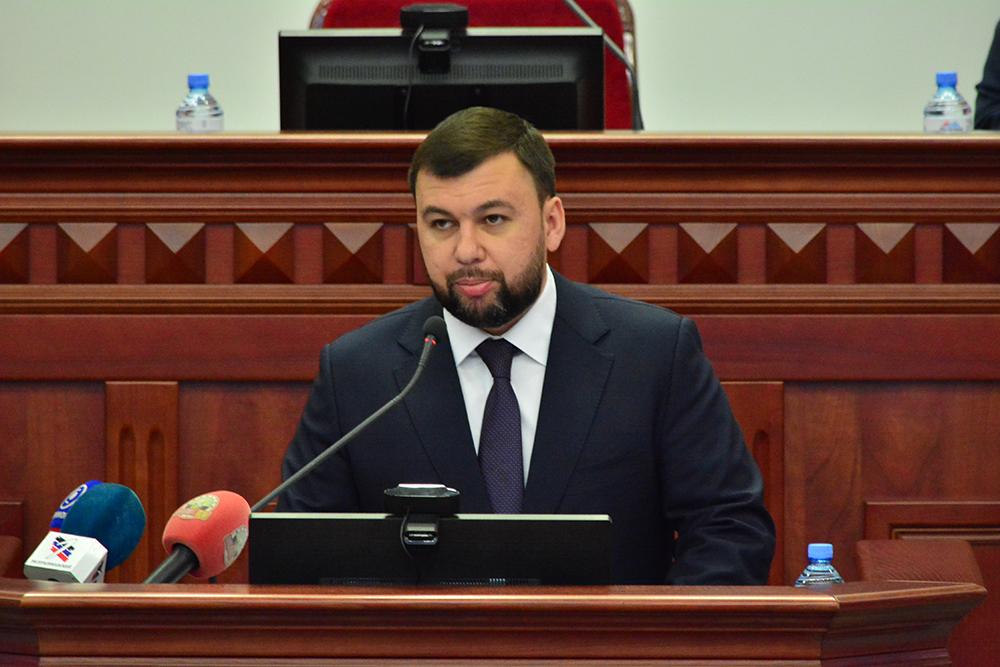 Денис Пушилин: Приоритетная задача для законотворческой деятельности - совершенствование экономического законодательства
