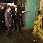 Посещение с рабочим визитом ООО «ДонФрост»
