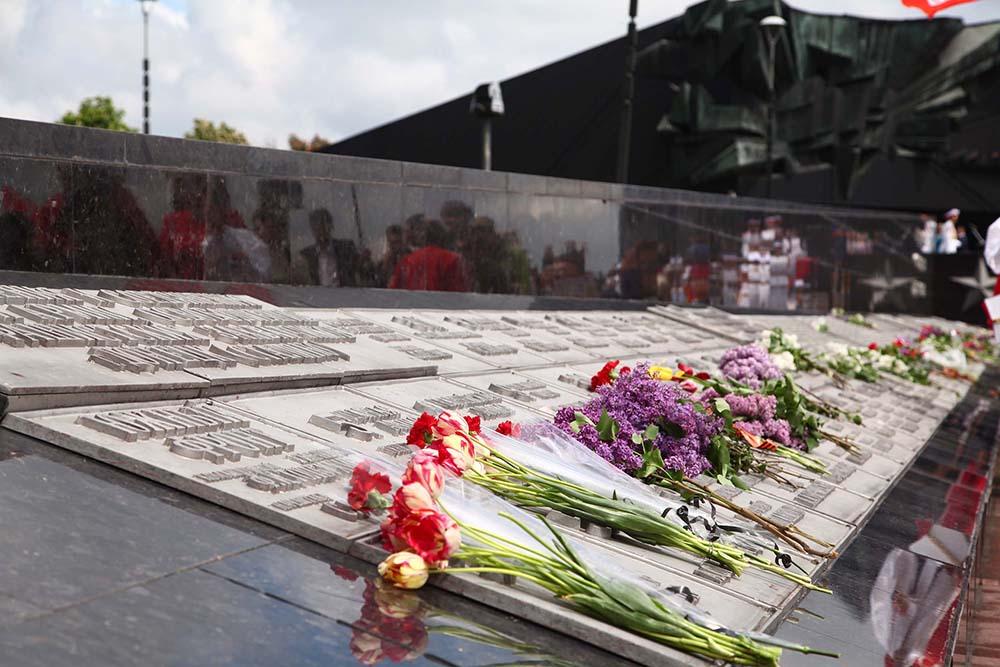 Денис Пушилин: Нам, наследникам Великой Победы, завещано сберечь мир, который достался ценой жизни десятков миллионов людей
