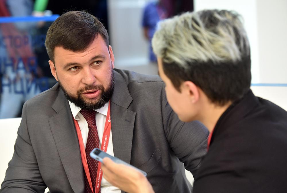 Денис Пушилин: Обстрелы со стороны Украины увеличились с момента прихода нового президента Зеленского