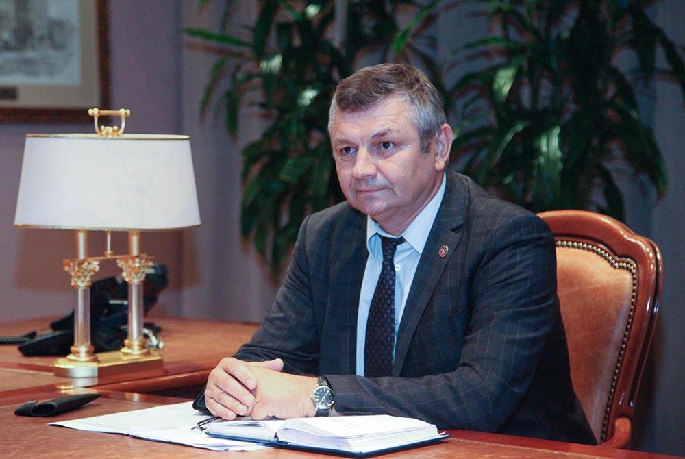 Глава ДНР Денис Пушилин провел рабочую встречу по итогам вступительной кампании