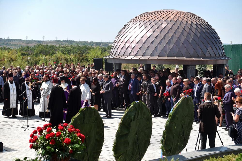 Денис Пушилин: Пройдут века, но Донбасс будет помнить весомый и неоценимый вклад первого Главы ДНР
