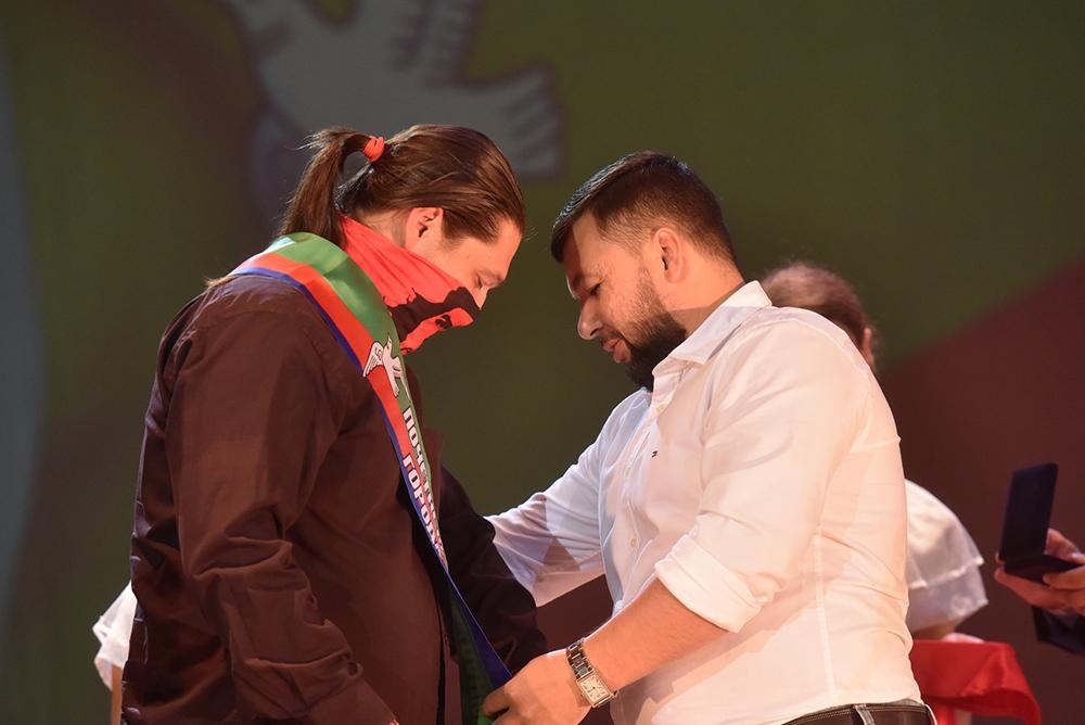 Глава ДНР Денис Пушилин поздравил город воинской славы Горловку с 240-й годовщиной со дня основания