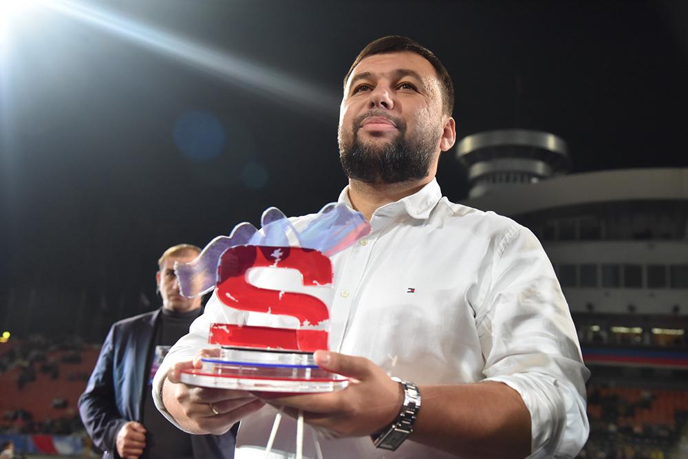 «Донбасс и впредь будет побеждать!»: Денис Пушилин поздравил победителей международного фестиваля ММА (фоторепортаж)
