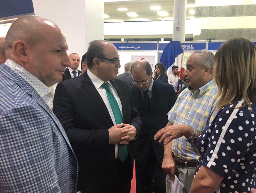 Денис Пушилин: Участие делегации Республики в международной выставке в Сирии – отправная платформа для расширения внешнеэкономического сотрудничества
