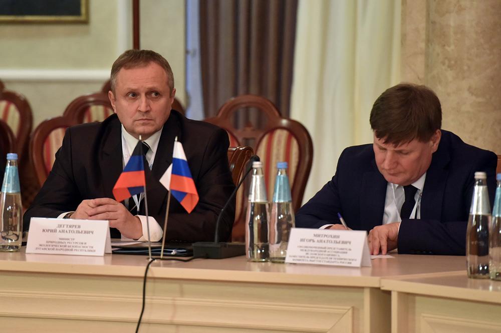 Исторический день. Глава ДНР Денис Пушилин принял ряд важных решений по итогам работы инвестиционного форума