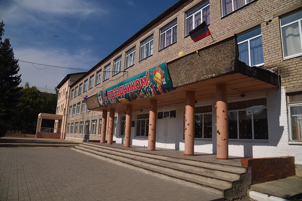 Глава ДНР Денис Пушилин ответил на вопросы представителей педагогических коллективов Тельмановского района