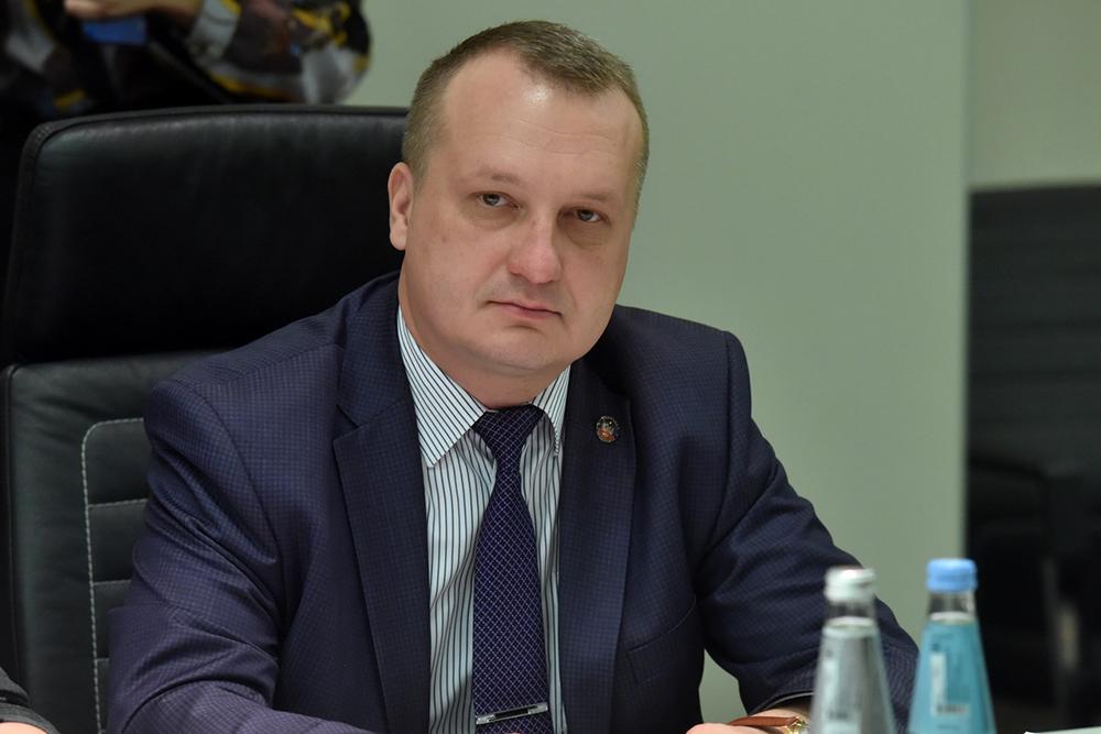 Глава ДНР Денис Пушилин поручил оптимизировать численность сотрудников в управлениях труда и соцзащиты