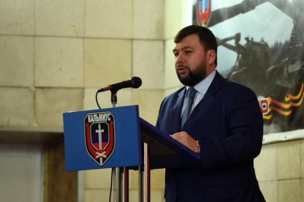 Глава ДНР Денис Пушилин принял участие в подведении итогов летнего периода обучения военнослужащих Народной милиции