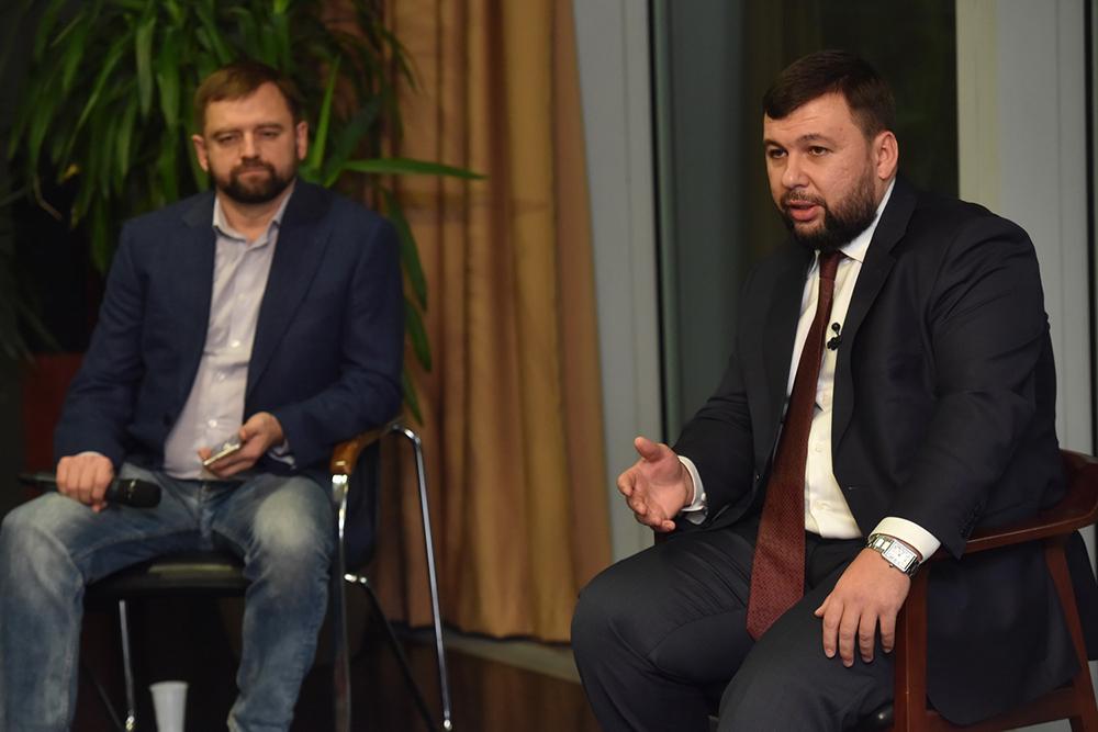 Денис Пушилин: Мы имеем дело с Украиной, поэтому в каждый момент должны быть готовы к любому развитию событий