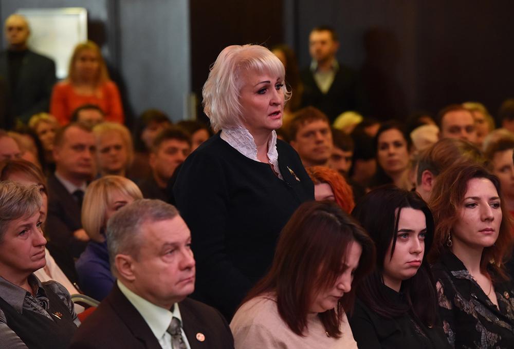 «Это нужно пресекать на корню»: Денис Пушилин призвал активистов ОД «ДР» к борьбе с чиновничьим беспределом