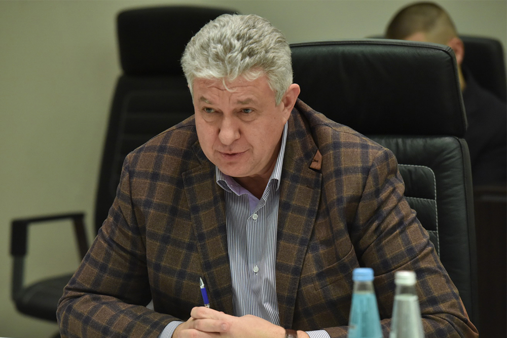Денис Пушилин: «Мы переходим к жесткой борьбе с коррупционными проявлениями»