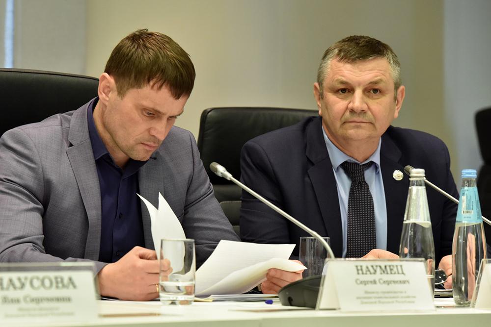 Глава ДНР Денис Пушилин провел совещание с руководителями министерств и местных администраций
