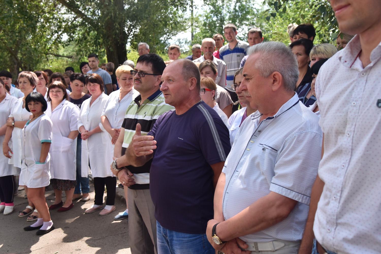 Глава ДНР Денис Пушилин посетил завод «Авиатех» в Снежном