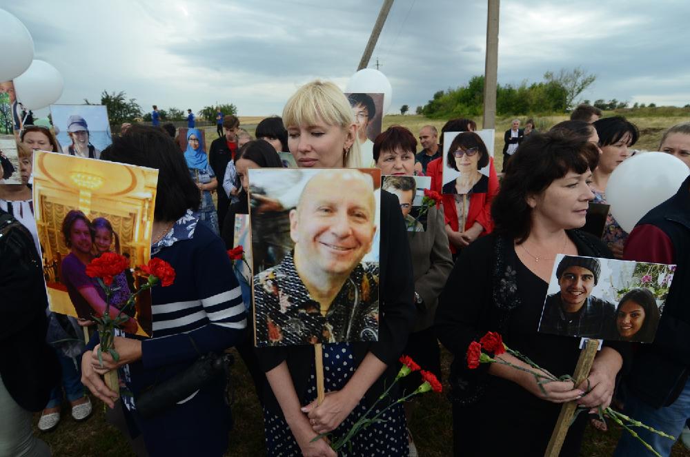 Денис Пушилин подчеркнул политическую заангажированность расследования причины крушения «Боинга» в небе над Донбассом