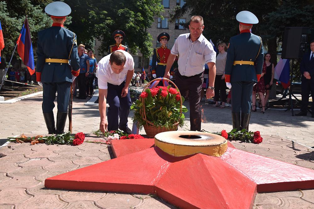 Денис Пушилин: В битве за Иловайск Республика одержала одну из главных военных побед