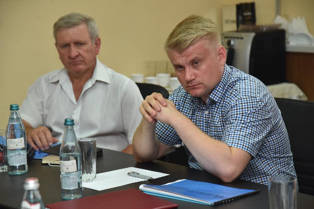 Денис Пушилин: Наша задача – обеспечить жителей Республики продуктами питания собственного производства