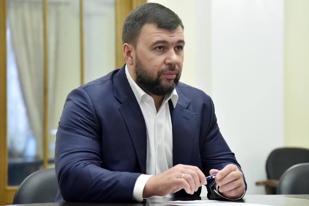 Денис Пушилин провел двусторонние встречи в Крыму