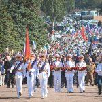 Денис Пушилин поздравил жителей Республики с Днем освобождения Донбасса